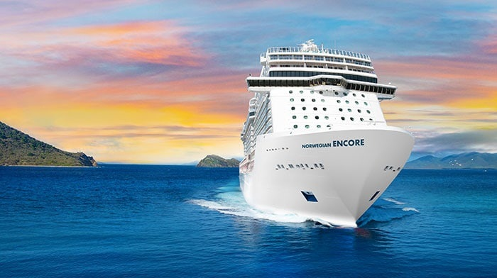 Norwegian Encore Opens For Sale With Cruises To The Caribbean 5