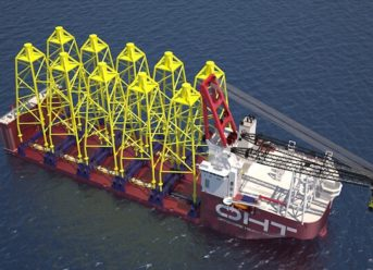Kongsberg To Supply Integrated Technology For Innovative New Heavy Lift Crane Vessel 4