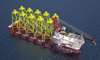 Kongsberg To Supply Integrated Technology For Innovative New Heavy Lift Crane Vessel 11