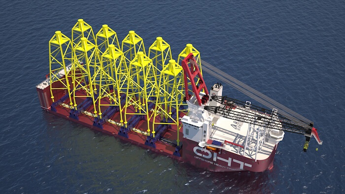 Kongsberg To Supply Integrated Technology For Innovative New Heavy Lift Crane Vessel 6