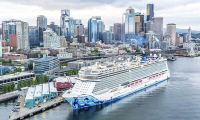 Norwegian Bliss Makes History As The Largest Ship Christened In Seattle 26