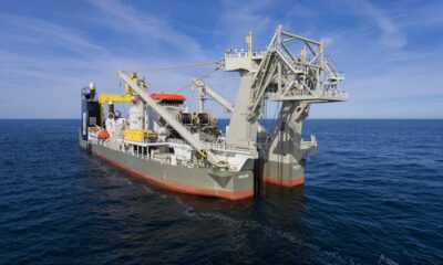 Boskalis To Reduce CO2 Emissions Using Sustainable Biofuel On Borssele Renewable Energy Project 10