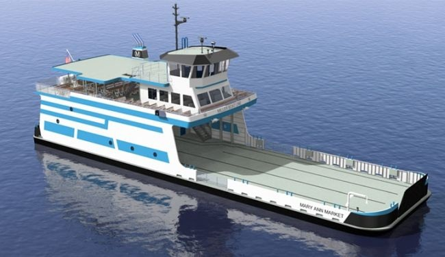 Fraser Shipyards To Construct Passenger And Vehicle Ferry For Ohio's Lake Erie 5