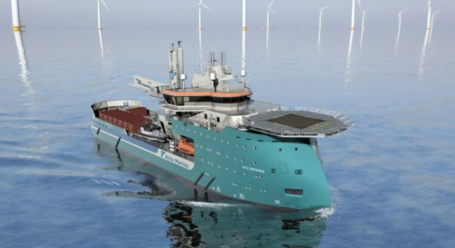 Acta Marine Reveals Name Of Their Third Walk-To-Work Vessel 5
