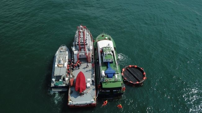 MPA Holds Annual Multi-Agency Ferry Emergency Exercise To Test Emergency Preparedness 1
