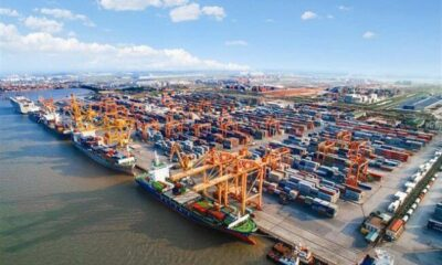 Vinalines To Build 2 Terminals At $299 Million In Lach Huyen Port 5