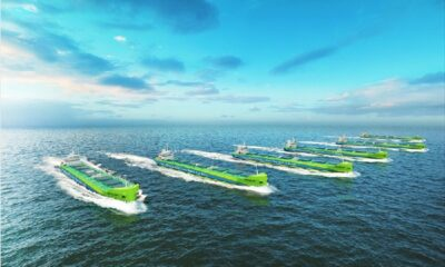 Project Forward paves the way for meeting IMO's reduction on CO2 emissions 13