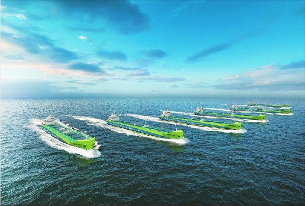 Project Forward paves the way for meeting IMO's reduction on CO2 emissions 1