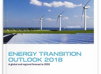 The world's energy demand will peak in 2035 prompting a reshaping of energy investment 8