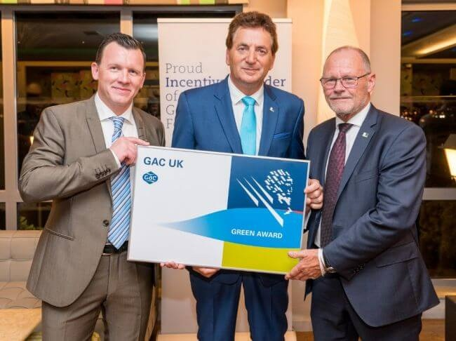 GAC Becomes First Ship Agent In UK To Join Green Award Foundation 5