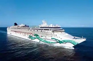 Norwegian Jade and Norwegian Sun Retrofitted with Exhaust Gas Cleaning Systems 19