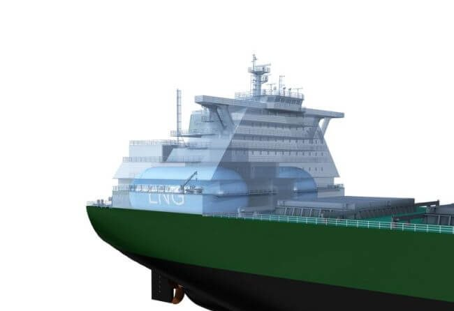Green Corridor JIP Delivers Innovative Bulk Carrier Designs For Low Emissions Future 1