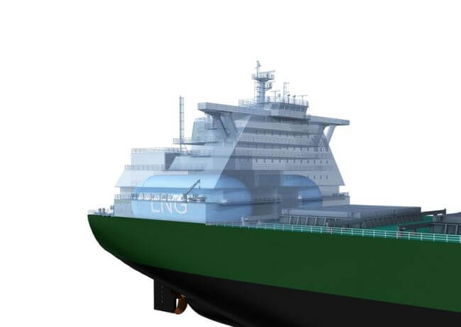 Green Corridor JIP Delivers Innovative Bulk Carrier Designs For Low Emissions Future 11