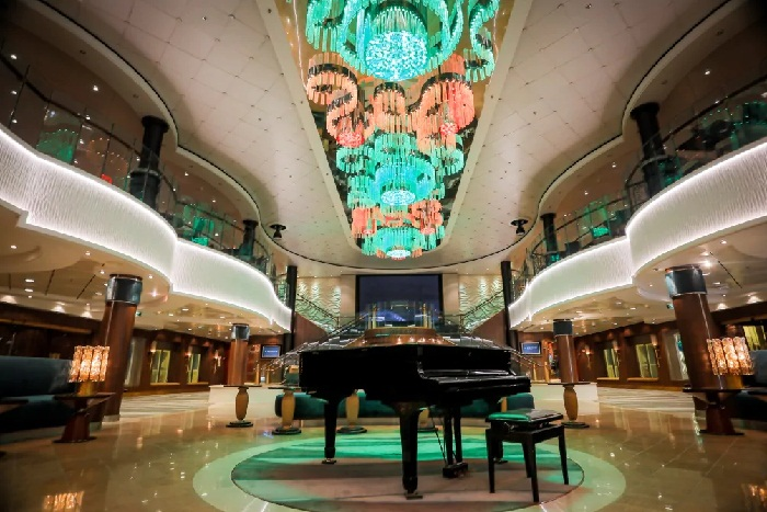 Norwegian Jade Journeys To The Caribbean As A Nearly New Ship 18