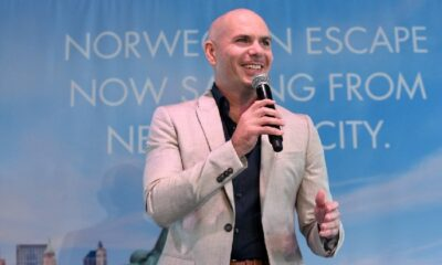 Pitbull and Norwegian Cruise Line Celebrate Norwegian Escape's Arrival to NYC in Spring 2018 17