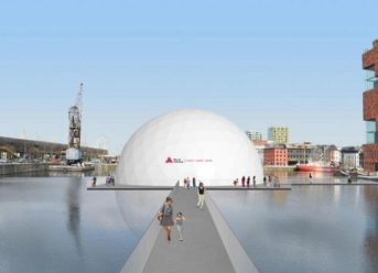 Port Of Antwerp Presents Smart Port Of The Future At Supernova 3