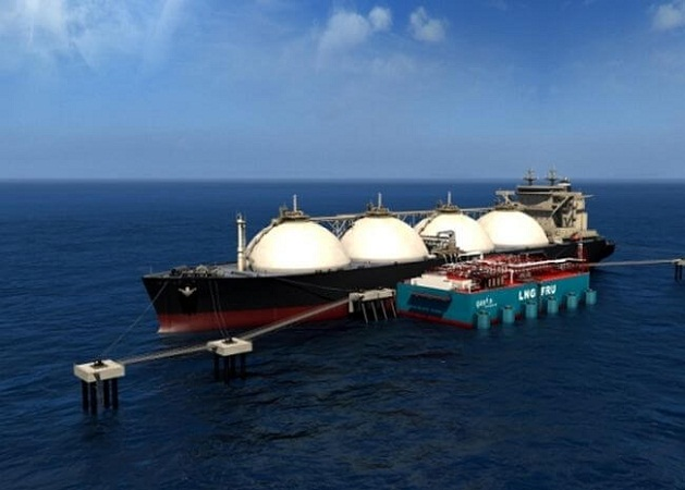 TGE Marine Gas Engineering Signs Contract For One Of The World's First Small Scale LNG-FSRU 1