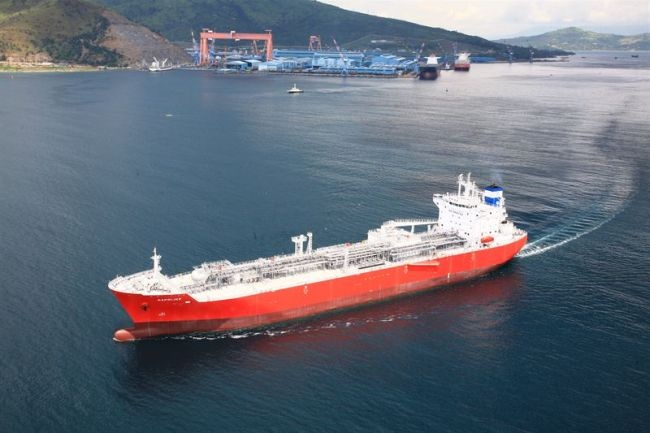 Wärtsilä Wins World's First 'LPG As Fuel' Order For New Generation Of Innovative Gas Carriers 5