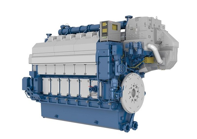 Wärtsilä 34DF engine awarded EPA Tier III certification in diesel mode 5