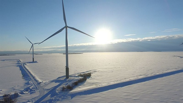 Significant amounts of market-based wind power will be built in Finland 5