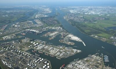 Port Of Rotterdam Experiences Increase In Container Throughput With Fall In Crude Oil And Coal 8