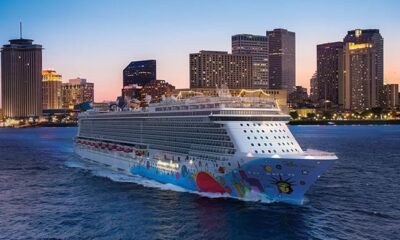 Norwegian Breakaway Debuts in New Orleans as the Biggest Ship to Sail from the Big Easy 21
