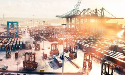Investment At APM Terminals Gothenburg Pays Off 12