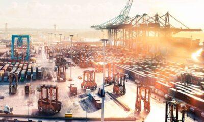 Investment At APM Terminals Gothenburg Pays Off 10