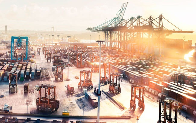 Investment At APM Terminals Gothenburg Pays Off 5