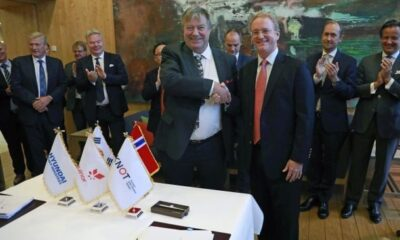 Equinor Contracts Newbuilt Shuttle Tankers For Roncador Field In Brazil 6