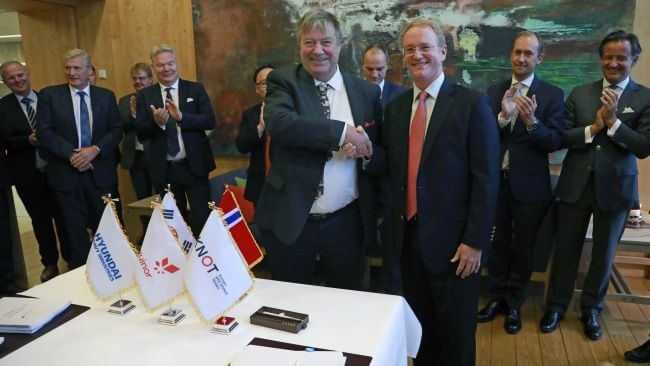 Equinor Contracts Newbuilt Shuttle Tankers For Roncador Field In Brazil 1