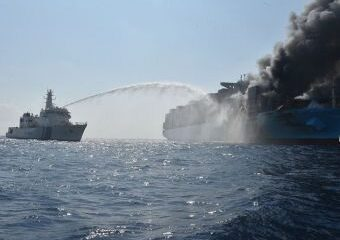 Maersk implements new guidelines for dangerous goods stowage 11