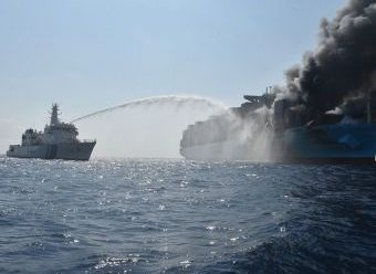 Maersk implements new guidelines for dangerous goods stowage 4