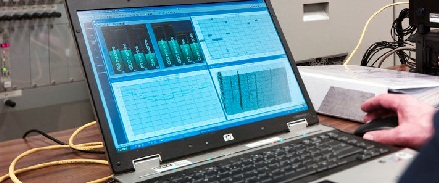 DNV GL launches new mobile test equipment for testing frequency and voltage control of power plants 1