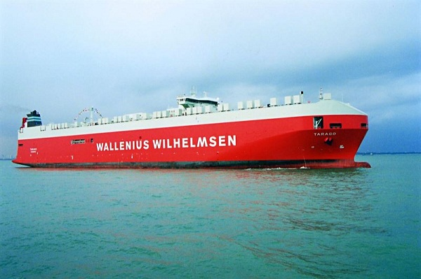 Wärtsilä provides financial predictability and ensures the MARPOL compliance of vessels managed by Wilhelmsen Ship Management 1