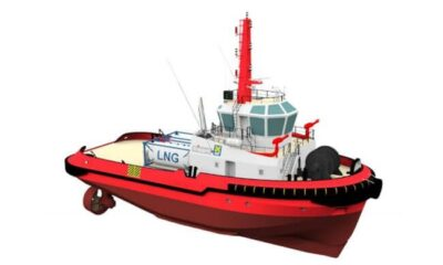 Keppel Delivers Its Second LNG-Powered Vessel To Keppel Smit Towage Singapore 6