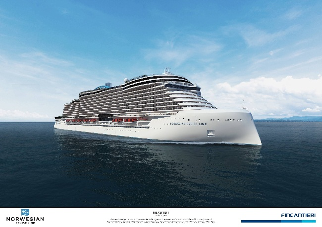 Norwegian Cruise Line Holdings Announces Order for Next Generation of Ships for Norwegian Cruise Line 9
