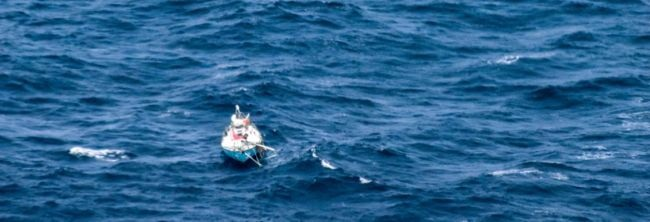 AMSA Coordinates In Search For Solo Yachtsman Abhilash Tomy In The Indian Ocean 5