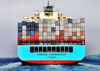 Maersk reports cargo fire on U.S.-flag containership 9