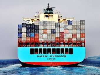 Maersk reports cargo fire on U.S.-flag containership 5