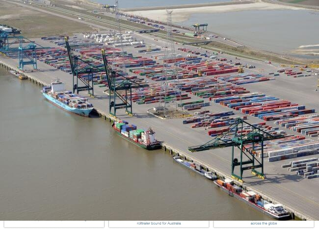 New Big Player Coming To The Port Of Antwerp 5