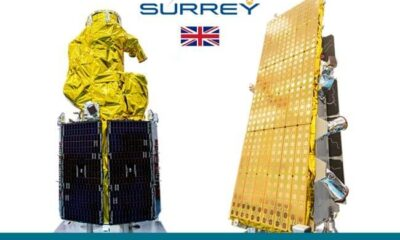 SSTL Confirms Successful Launch Of NovaSAR-1 And SSTL S1-4 Satellites