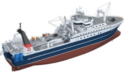 MAN Awarded Propulsion System Order For Impressive Trawlers 8