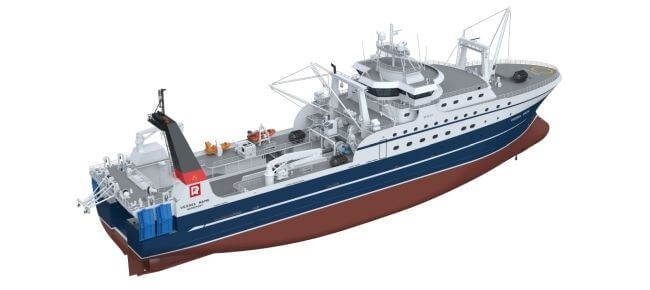 MAN Awarded Propulsion System Order For Impressive Trawlers 5