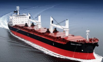 Genco Shipping Acquires High Spec Capesize And Ultramax Vessels 6