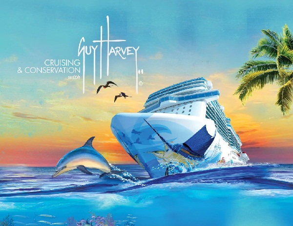 Norwegian Cruise Line Partners with Guy Harvey Ocean Foundation to Host Conservation Cruise