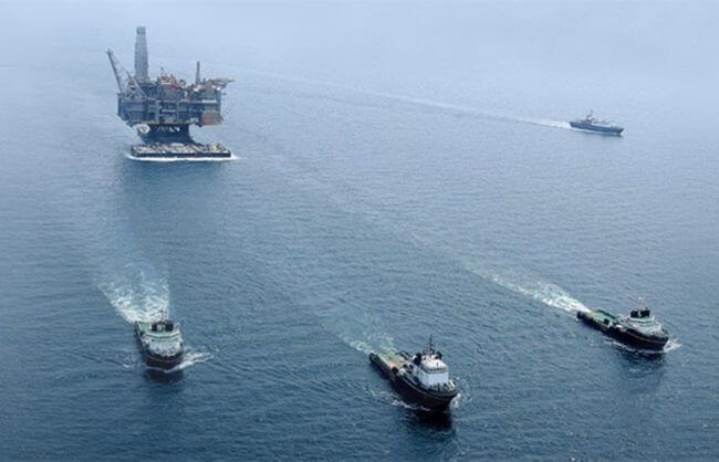 DNV GL Updates Marine Warranty Standard To Improve Industry's Management Of Marine Operations 1