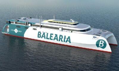 Wärtsilä fully integrated scope chosen for largest LNG fuelled high-speed catamaran 5