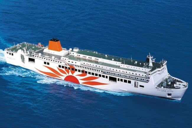 MOL Conducts Onboard Test Of Intelligence Awareness System With Rolls Royce