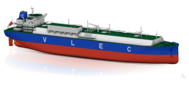 DNV GL Awards AiP To Jiangnan Shipyard For Very Large Ethane Carrier Design 1